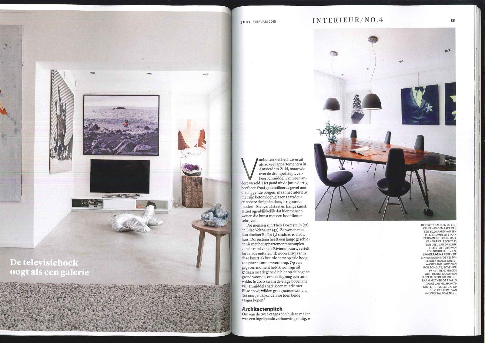 Artikel fd ontwerp strandhuis clubhuis for Abonnement eigen huis en interieur