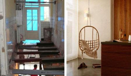 Verbouwing en renovatie van momument