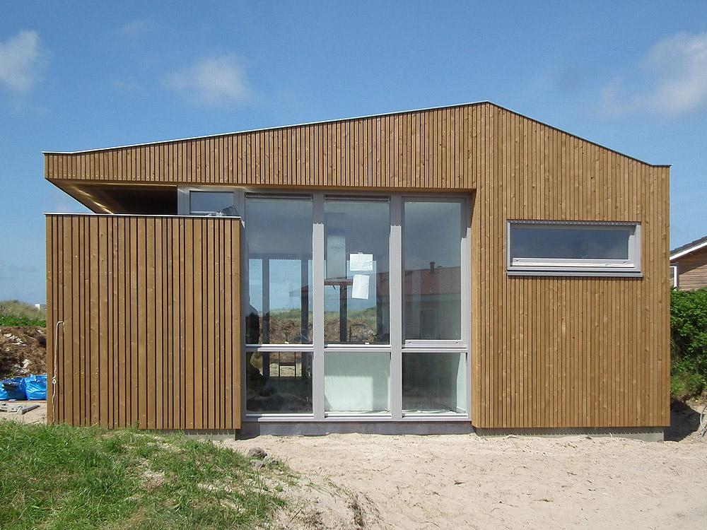 Ontwerp vakantiewoning vlieland bnla architecten for Vakantiehuis bouwen