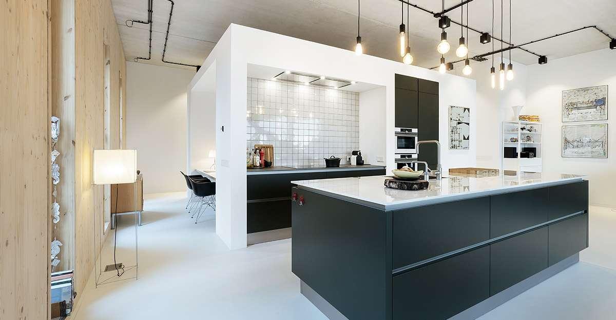 Interieur door architectenbureau BNLA architecten uit Amsterdam