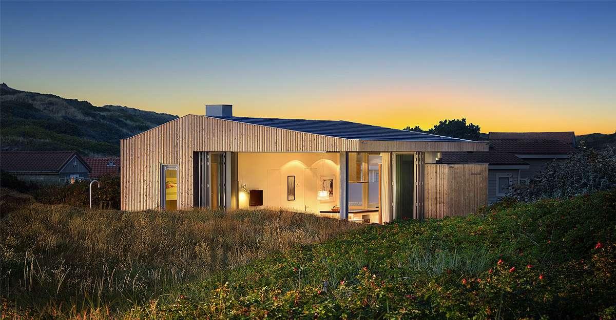 Ontwerp nieuwbouw huis door architectenbureau BNLA