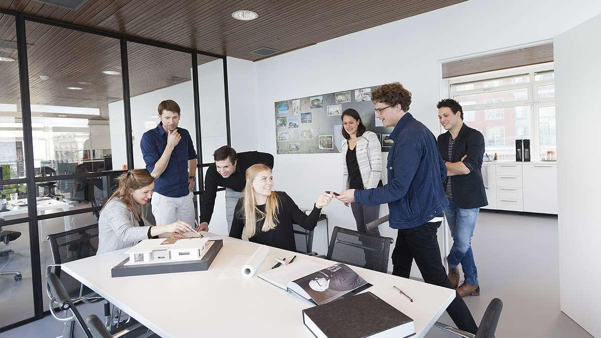 Architectenbureau BNLA uit Amsterdam