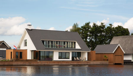 Moderne architect - Villa in Loosdrecht