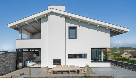 Ontwerp luxe villa Bergen aan Zee