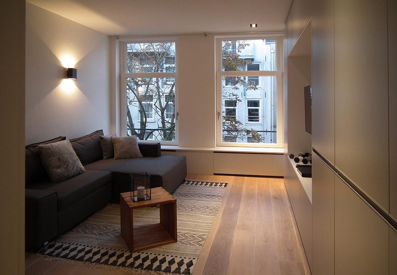 Ontwerp kantoor aan huis bnla for Kantoor architect