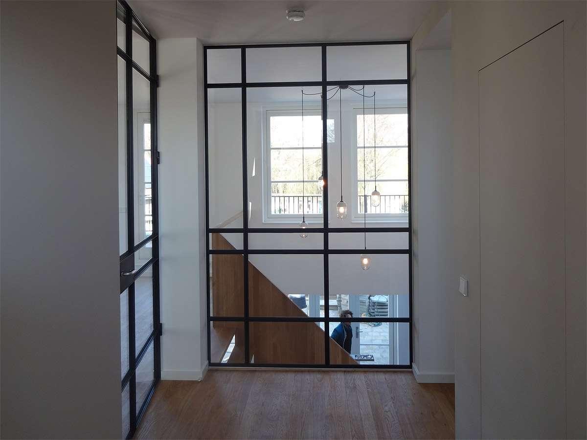 Ontwerp dijkwoning met modern interieur bnla for Interieur utrechtsestraat