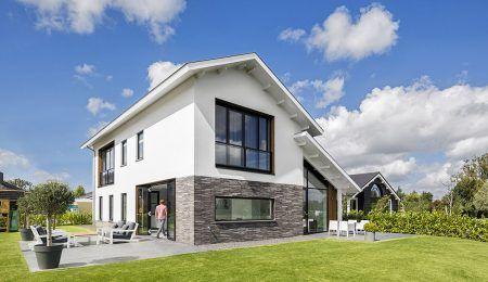 ontwerp woning nieuwbouw
