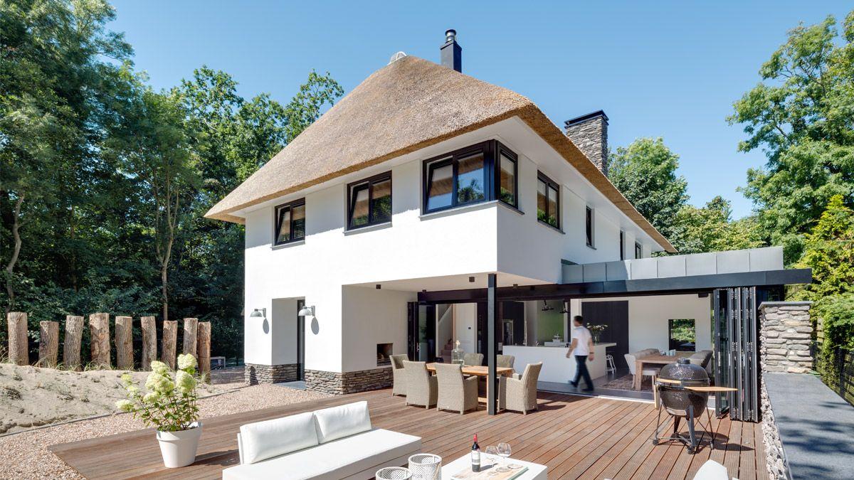 Architect woning ontwerp luxe woning door architect for Ontwerp eigen huis