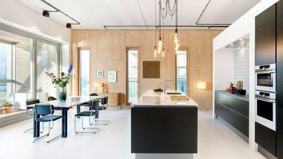 Duurzaam interieurontwerp door BNLA Architecten