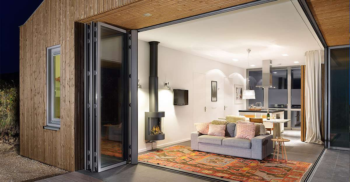 Perfect verbouwing amsterdam met architect ontwerp door for Dat architecten
