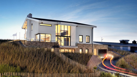Architect villa Bergen aan Zee