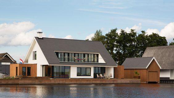 Moderne architect - Villa in Loosdrecht