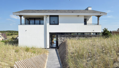 ontwerp villa in Bergen aan Zee