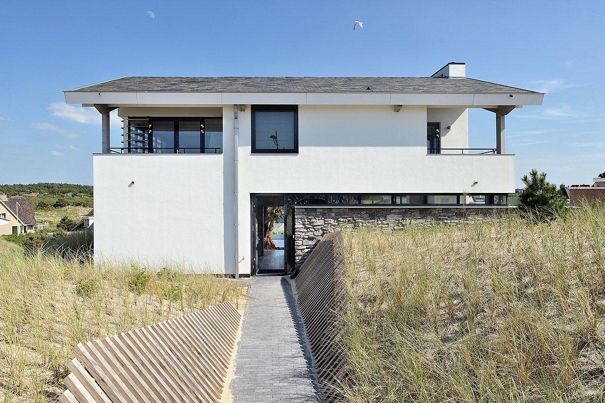 Ontwerp villa in bergen aan zee with ontwerp je droomhuis for Huis ontwerpen