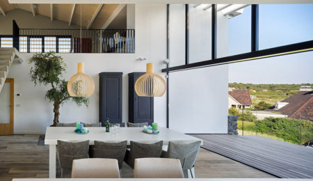 Interieur luxe villa - ontwerp door BNLA Architecten