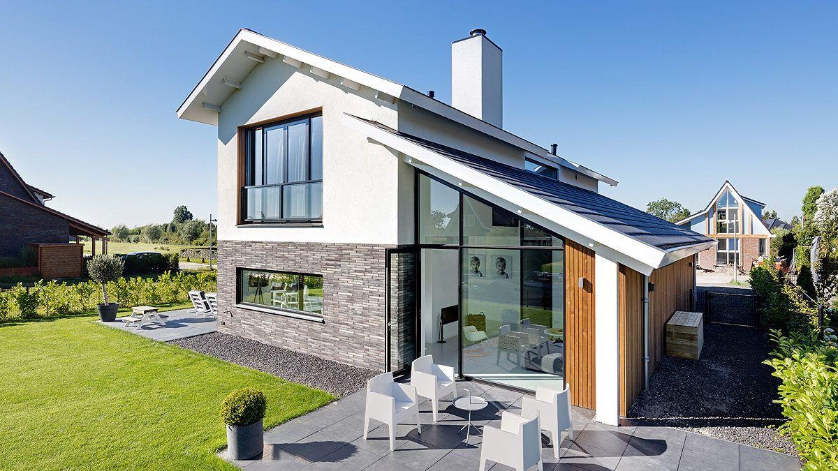 Nieuwbouwwoning in Nieuwkoop aan het water - Ontwerp door BNLA Architecten