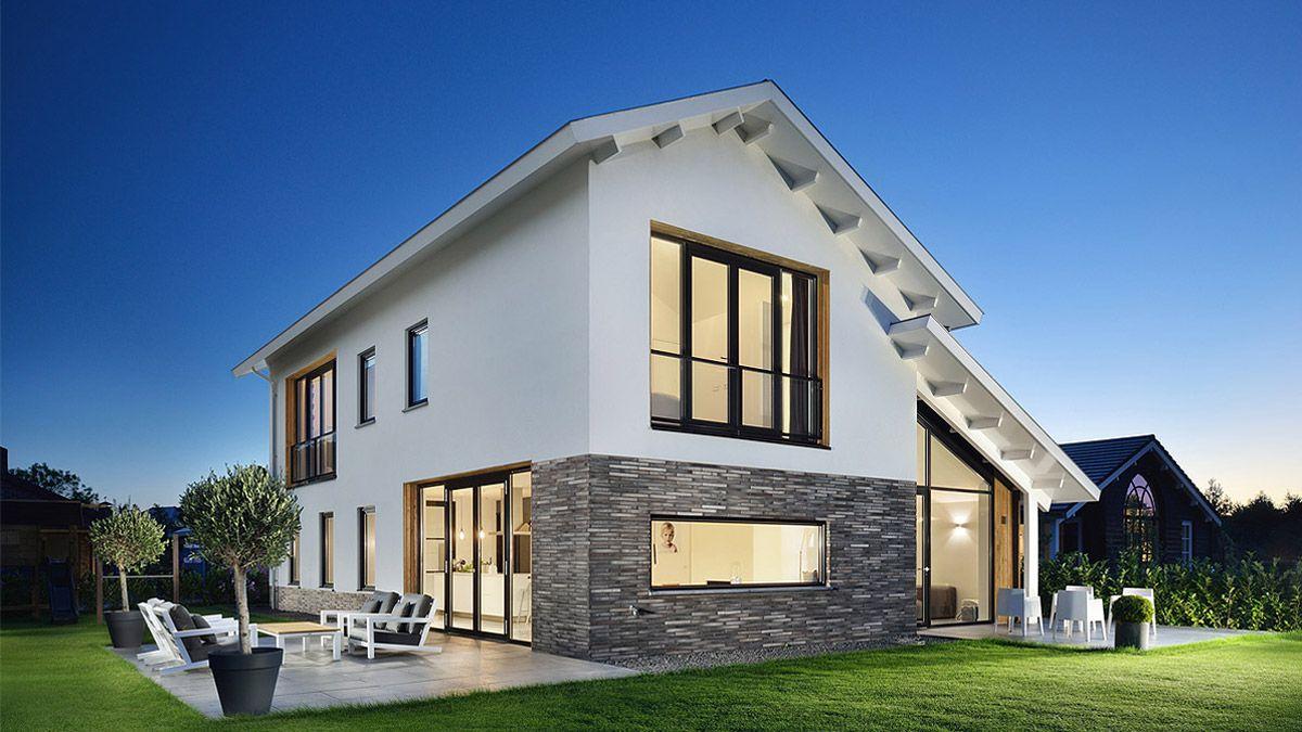 Ontwerp nieuwbouw woning op maat door BNLA Architecten