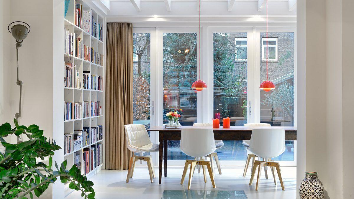 Ontwerp interieur woning Amsterdam door BNLA Architecten