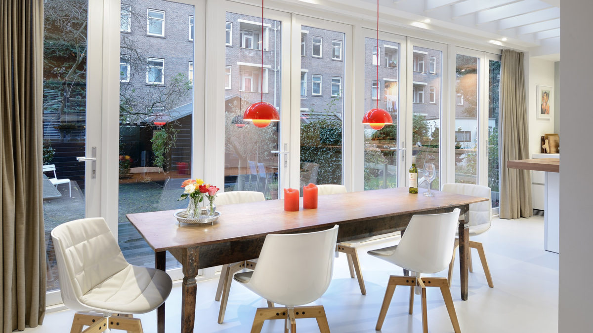 ontwerp interieur woning bnla architecten amsterdam