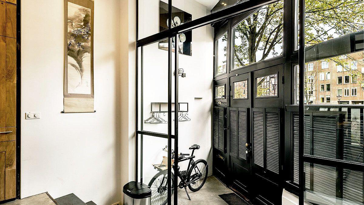 Transformatie oude winkel Prinsengracht door BNLA Architecten