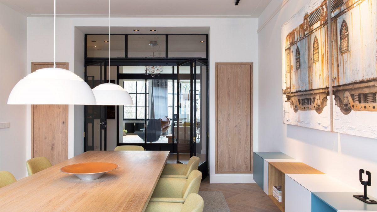 Architect voor verbouwing luxe appartement - BNLA Architecten