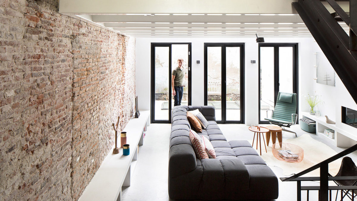 Verbouwing huis aan Prinsengracht met kelder