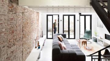 Op de Prinsengracht in Amsterdam zou de fundering vernieuwd gaan worden. In overleg met BNLA architecten heeft de opdrachtgever besloten om een kelder onder het huis te creëren en over te gaan tot een grondige verbouwing van alle woonlagen van het huis.