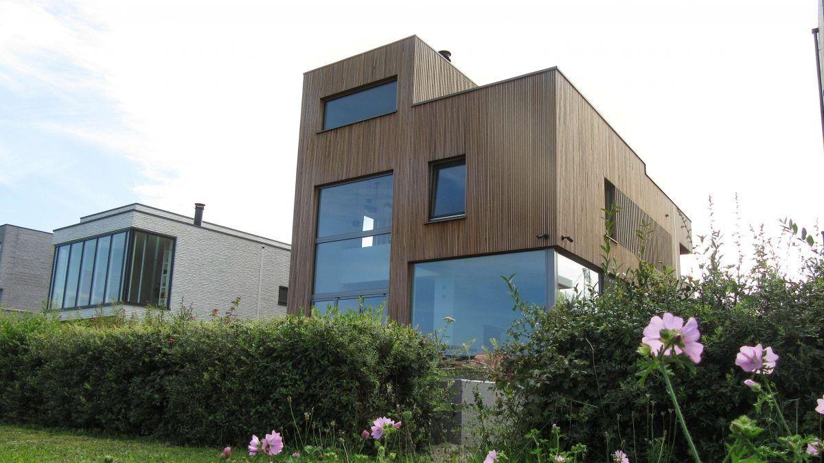 Zelfbouw kavel IJburg met architect
