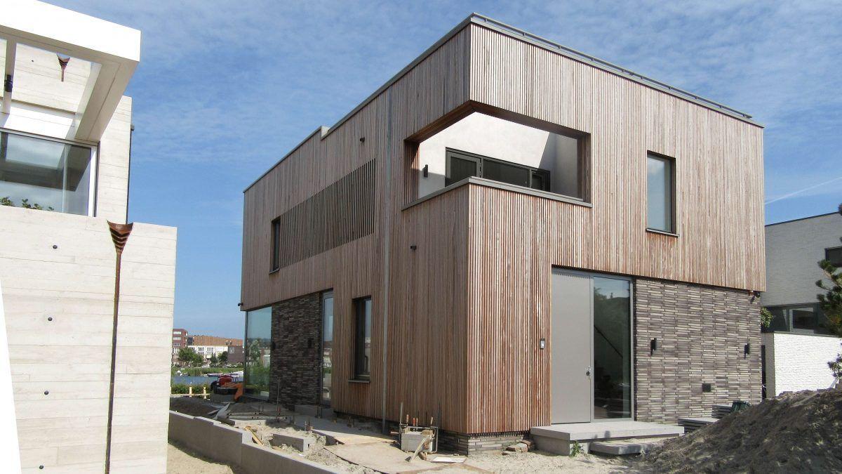 Architect ontwerpt vrijstaande villa voor particulier