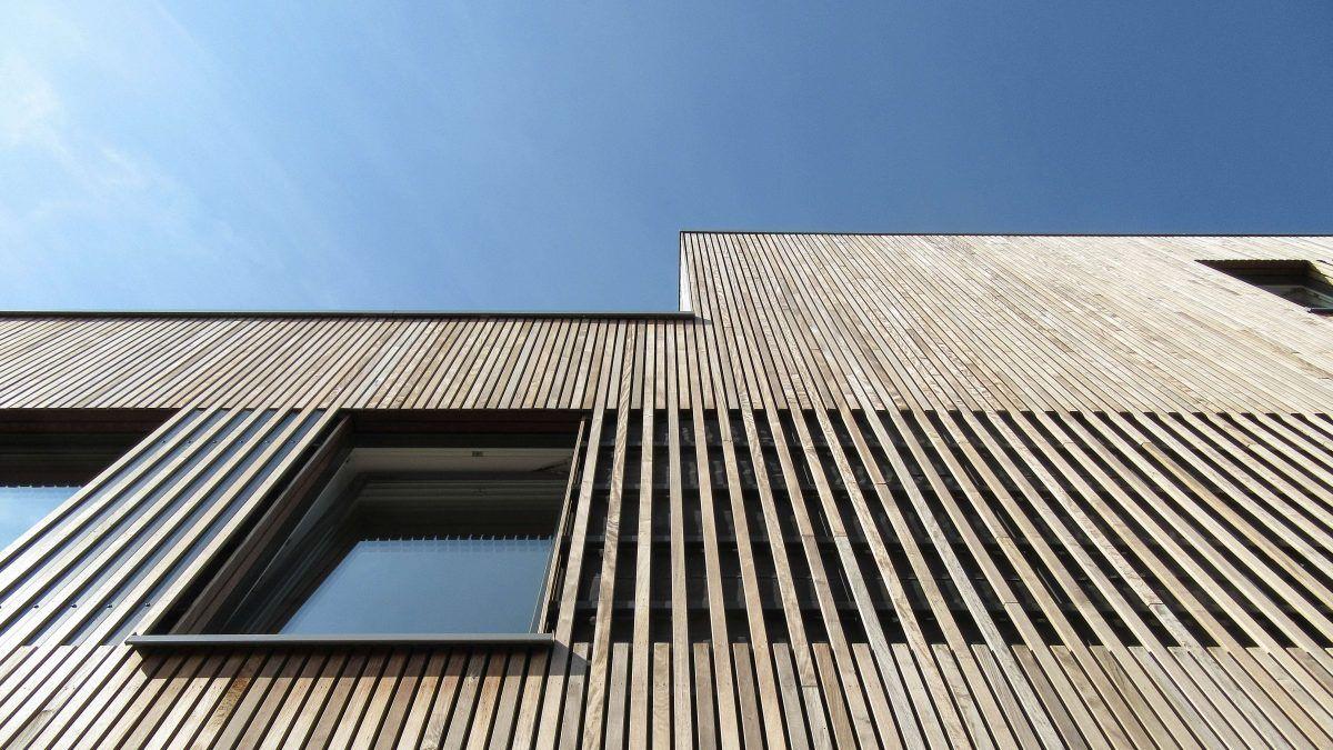 Moderne woning door BNLA architecten