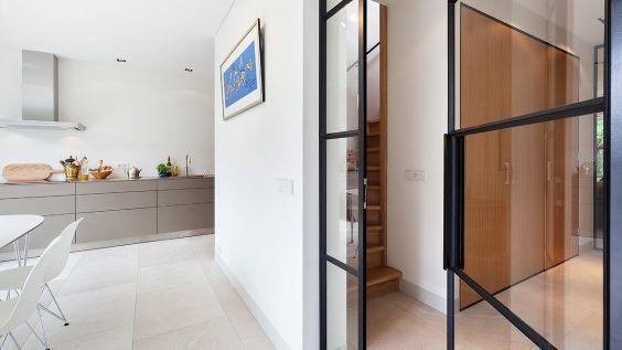 Verbouwing woning Amstelveen- keuken en eetkamer