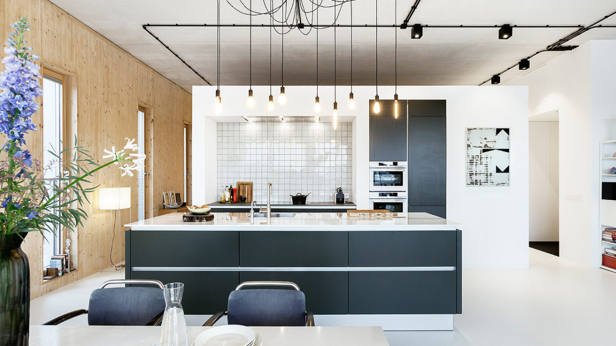Ontwerp van duurzaam interieur door BNLA architecten