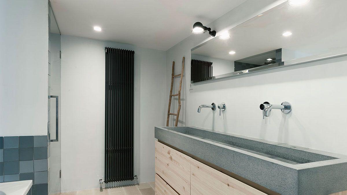 ontwerp badkamer souterrain