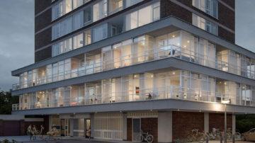 In heel Nederland zijn diverse panden uit deze minder gewaardeerde architectuurperiode te vinden. BNLA architecten werkt met veel enthousiasme aan de opwaardering van deze panden.
