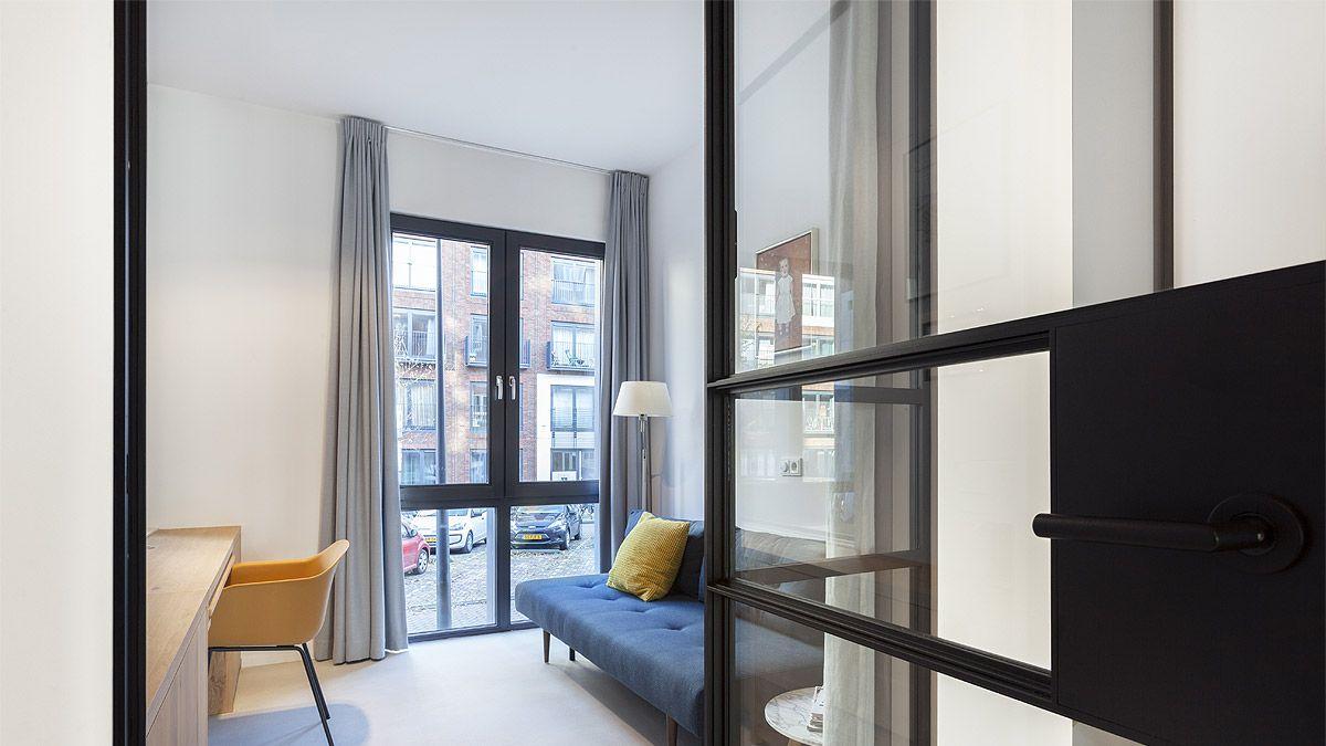 Ontwerp modern appartement door architect