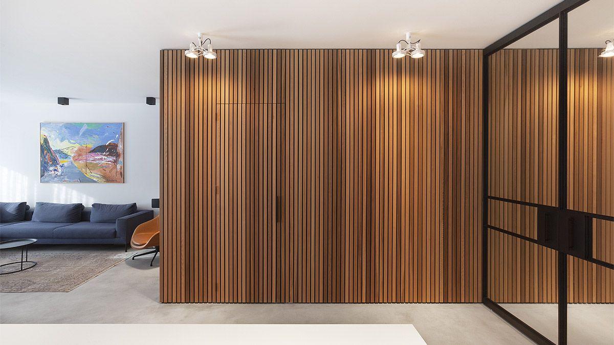 Modern interieur door BNLA architecten