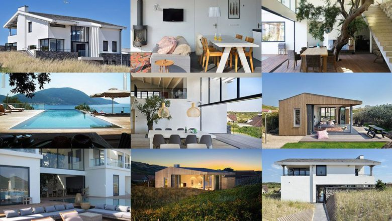 Architectuur blog bnla architecten for Vakantiehuis bouwen