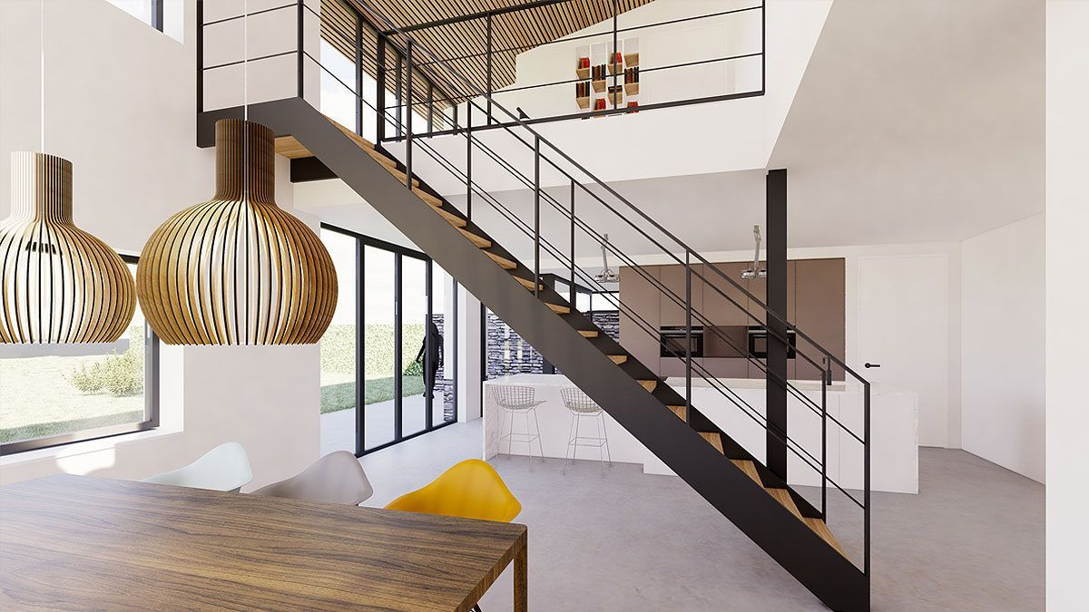 ontwerp architect villa
