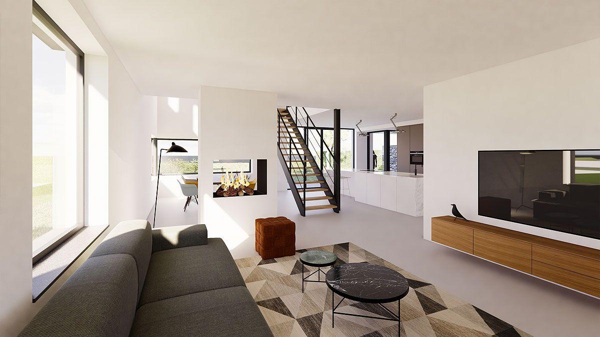 nieuwbouw villa Rotterdam
