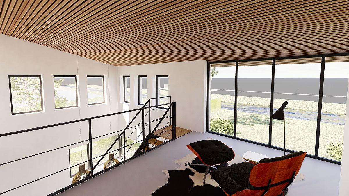 ontwerp luxe villa