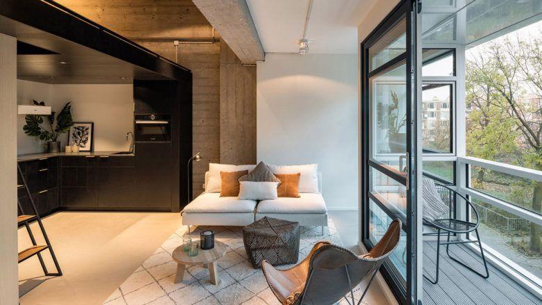 Met de transformatie naar urban lofts zorgt BNLA voor de upgrade van 2 desolate torens in Amsterdam West. Het project is uniek, omdat het een partiële herbestemming betreft, die het gebouw en de buurt een impuls geeft, en qua vormgeving recht doet aan de originele gevel.