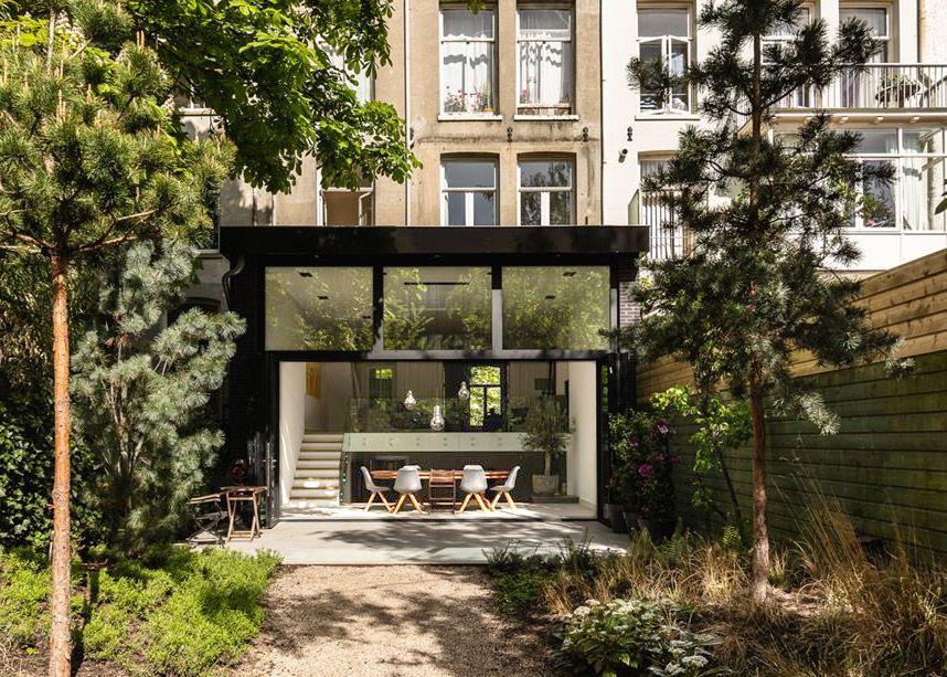 BNLA architecten ontwerp stadswoining Amsterdam Zuid
