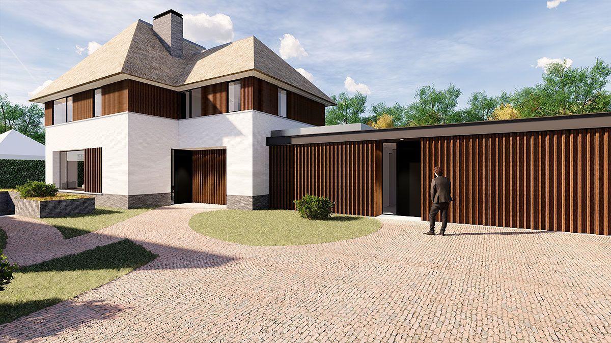 Nieuwbouw villa Heemstede