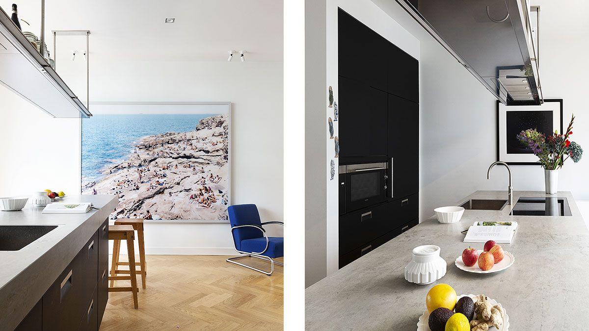 BNLA architecten stijlvol interieur Amsterdam