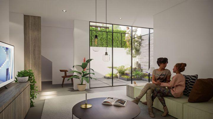 Op een prachtig gelegen locatie in Amstelveen wordt momenteel druk gewerkt aan de realisatie van een totaalverbouwing van een jaren 30 woning.