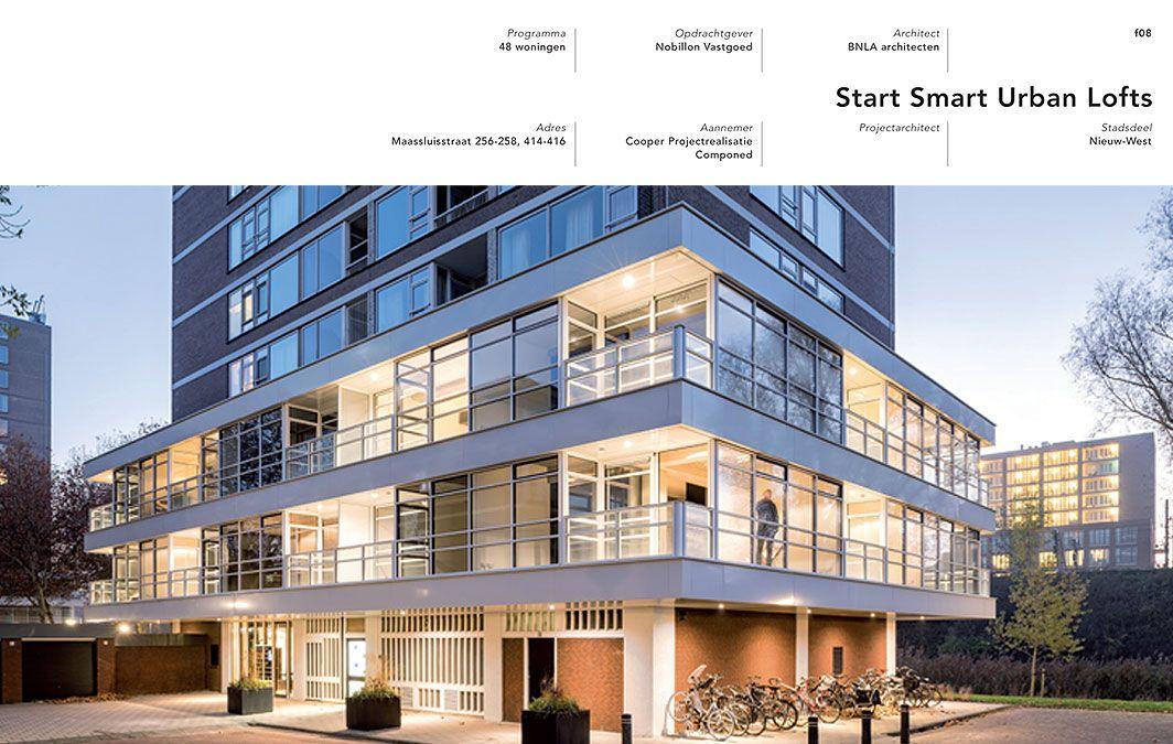 BNLA architecten transformatie urban loft ontwerp architect projectontwikkeling vastgoed