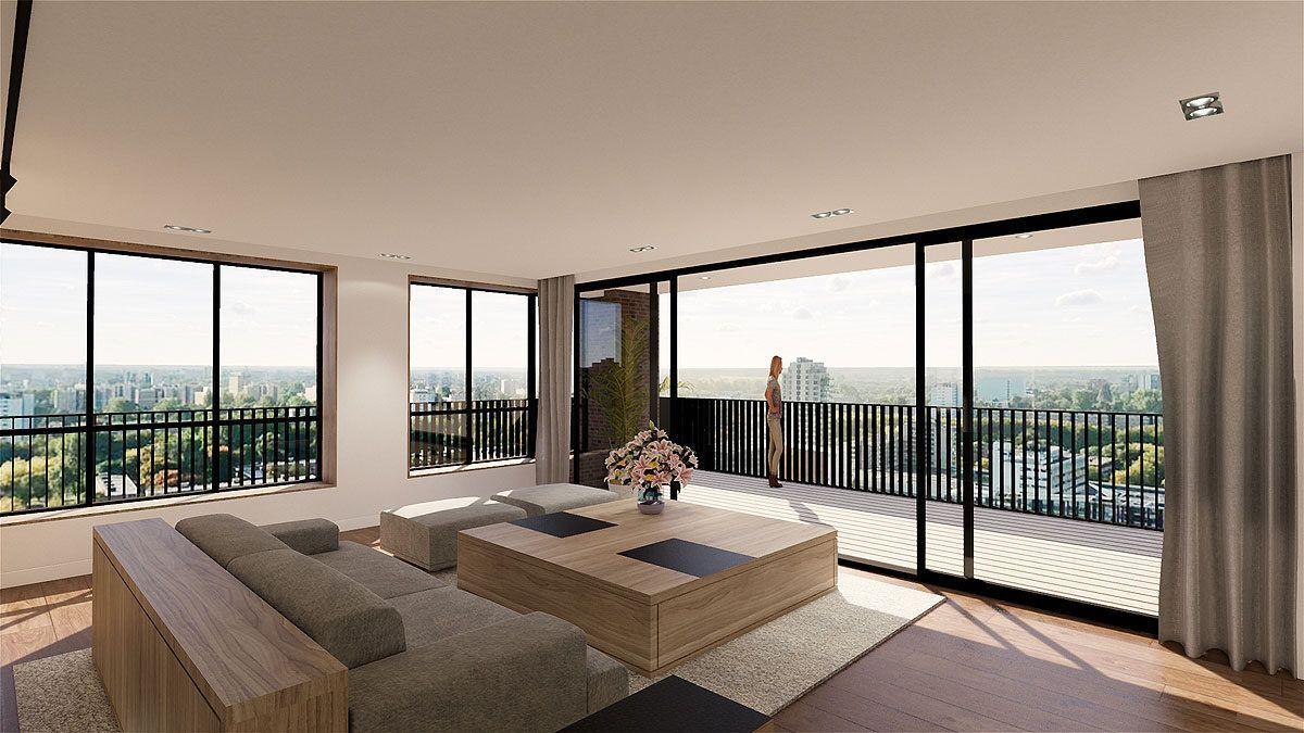 BNLA architecten appartement Xavier Zuid-as Amsterdam architect interieur
