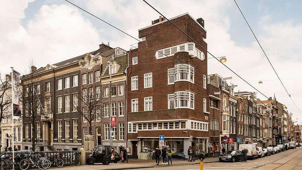 BNLA architecten Keizersgracht restauratie modernisatie monument architect ontwerp