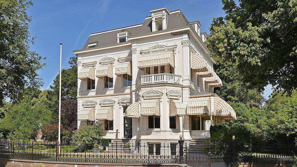 BNLA architecten verbouwing renovatie monument villa Haarlem architect ontwerp