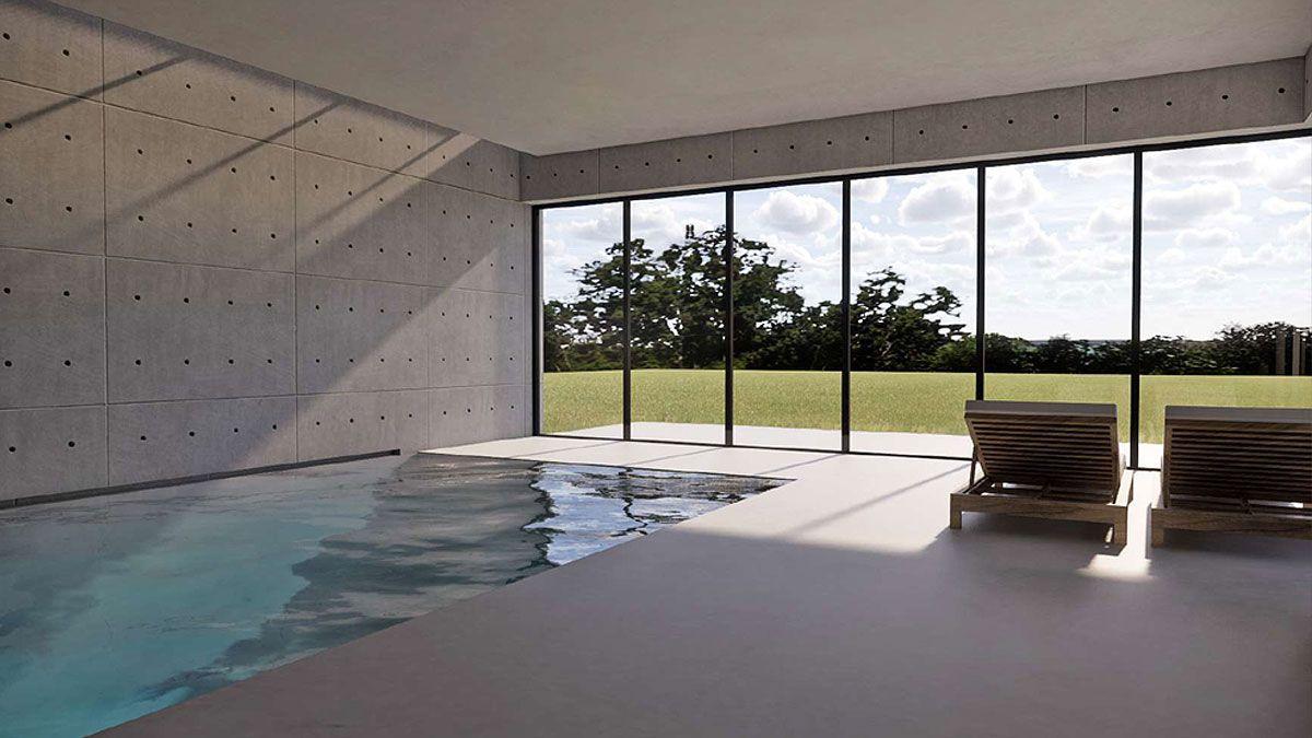 BNLA-architecten-uitbouw-buitenhuis-met-zwembad-en-wellness